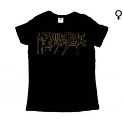 My Dying Bride - T-Shirt de Mulher - Logo