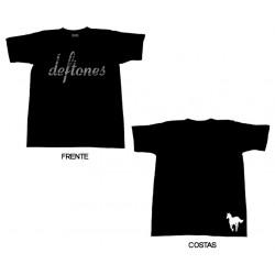 Deftones - T-Shirt - Logo