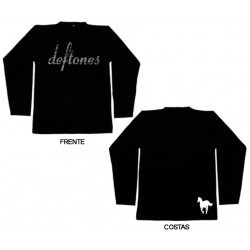 Deftones - Long Sleeve - Logo