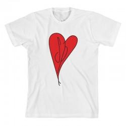 Smashing Pumpkins - T-Shirt - SP Heart