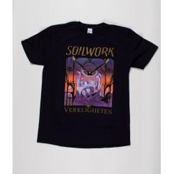 Soilwork - T-Shirt - Verkligheten