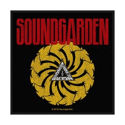 Soundgarden - Patch - BADMOTORFINGER (LOOSE)