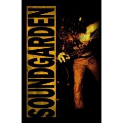 Soundgarden - TEXTILE POSTER - LOUDER THAN LOVE