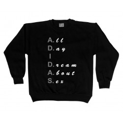 A.D.I.D.A.S - Sweat - All Day I Dream About Sex