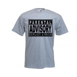 Parental Advisory - T-Shirt - P.A.E.L
