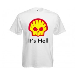 Shell - T-Shirt - It´s Hell