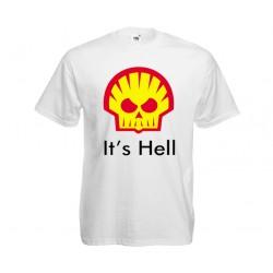 Shell - T-Shirt - It´s Hell