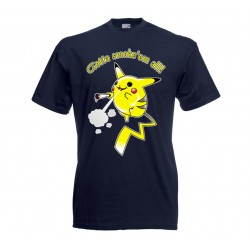 Pikatchu - T-Shirt - Gotta Smoke 'em All