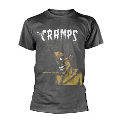 The Cramps - T-Shirt - Bad Music For Bad People
