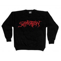 Suffocation - Sweat - Logo