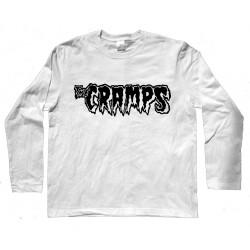 The Cramps - Long Sleeve - Logo
