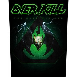 Overkill - Patch Grande -  Electric Age