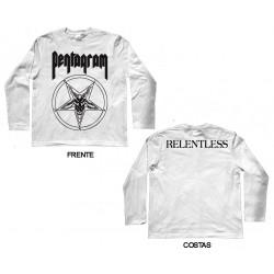Pentagram - Long Sleeve - Relentless