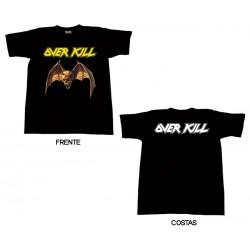Overkill - T-Shirt - Logo