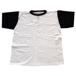 T-Shirt - Conjugação de Duas Cores