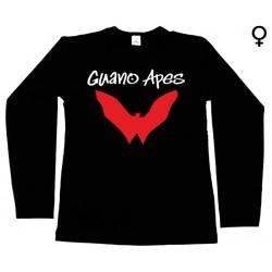 Guano Apes - Long Sleeve de Mulher - Logo