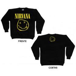 Nirvana - Sweat - Smiley