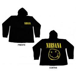 Nirvana - Casaco - Smiley