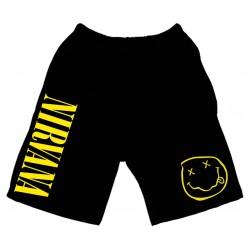 Nirvana - Calção - Smiley