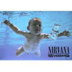 Nirvana - Poster - Nevermind