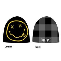 Nirvana - Gorro - Smiley