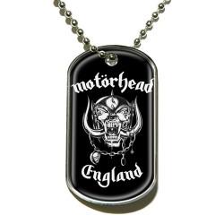Motörhead - Dog Tag - England