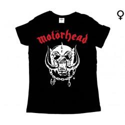 Motörhead - T-Shirt de Mulher - War Pig