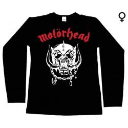 Motörhead - Long Sleeve de Mulher - War Pig