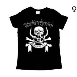 Motörhead - T-Shirt de Mulher - March or Die