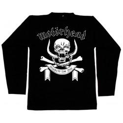 Motörhead - Long Sleeve - March or Die