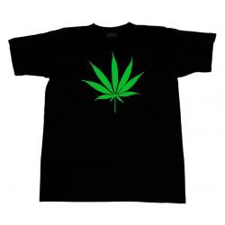 Cannabis - T-Shirt - Leaf