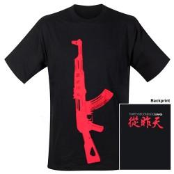 30 Seconds To Mars - T-Shirt - Gun