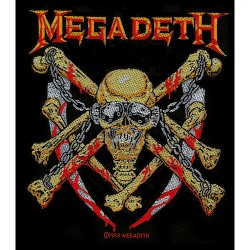 Megadeth - Patch - Scythes