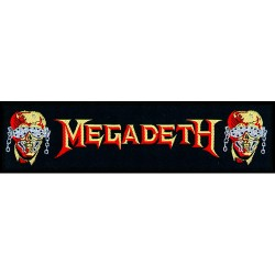 Megadeth - Remendo/Patch - Logo
