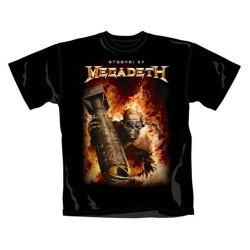 Megadeth - T-Shirt - Arsenal