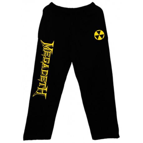Megadeth - Calça - Logo