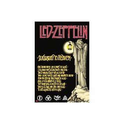 Led Zeppelin - Poster - Stairway To Heaven