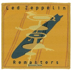 Led Zeppelin - Patch - Remasters