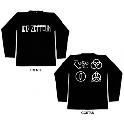 Led Zeppelin - Long Sleeve - Logo
