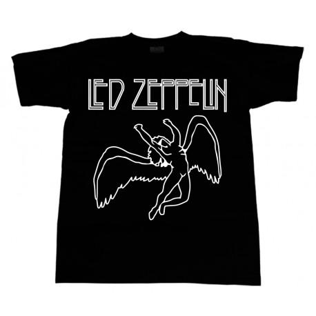 Led Zeppelin - T-Shirt - Angel