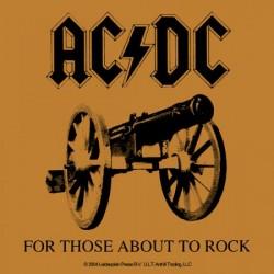 AC/DC - Autocolante - To Rock