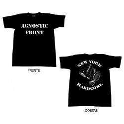 Agnostic Front - T-Shirt - New York Hardcore