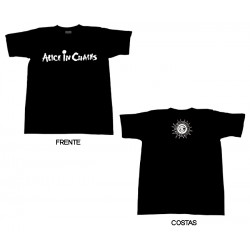 Alice in Chains - T-Shirt - Logo